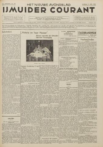 IJmuider Courant 1938-04-09