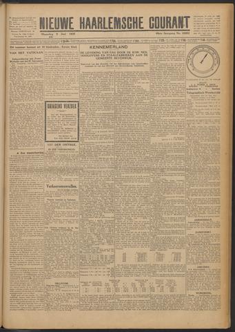 Nieuwe Haarlemsche Courant 1925-06-08