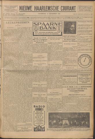 Nieuwe Haarlemsche Courant 1928-11-10