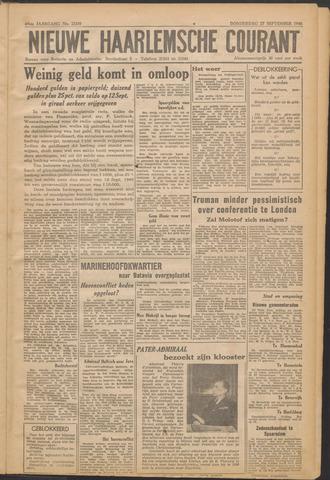 Nieuwe Haarlemsche Courant 1945-09-27