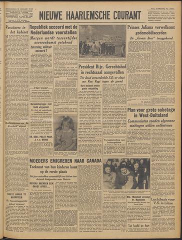 Nieuwe Haarlemsche Courant 1948-01-15