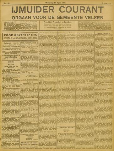IJmuider Courant 1921-04-20