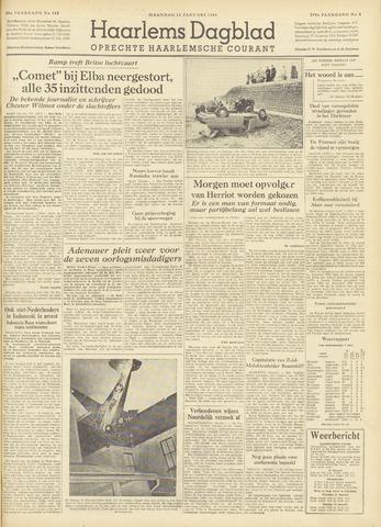 Haarlem's Dagblad 1954-01-11