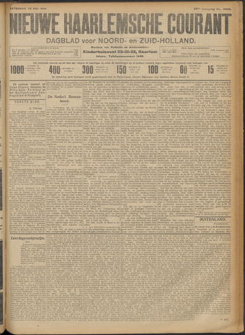 Nieuwe Haarlemsche Courant 1908-05-23