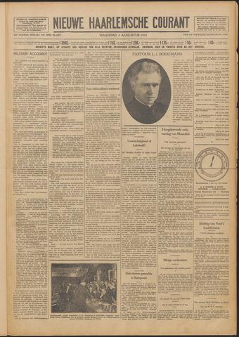 Nieuwe Haarlemsche Courant 1931-08-03