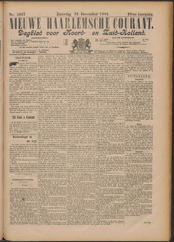 Nieuwe Haarlemsche Courant 1904-12-31