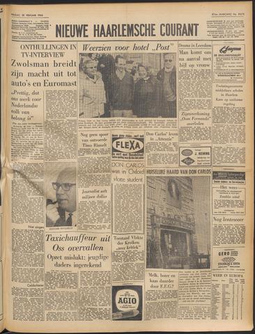 Nieuwe Haarlemsche Courant 1964-02-28
