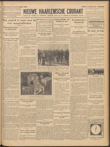Nieuwe Haarlemsche Courant 1938-10-15
