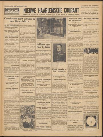 Nieuwe Haarlemsche Courant 1939-05-02