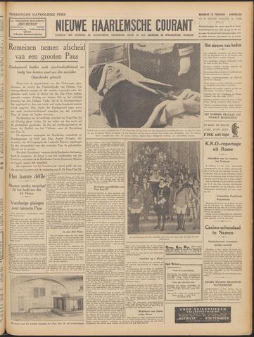 Nieuwe Haarlemsche Courant 1939-02-13