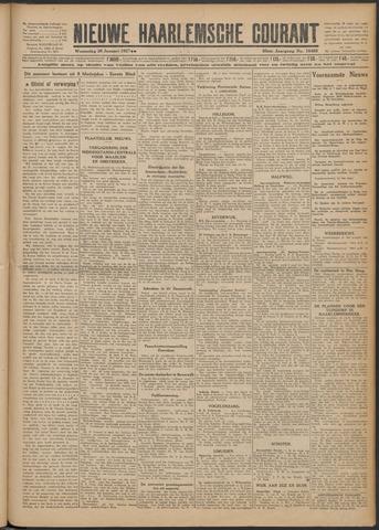 Nieuwe Haarlemsche Courant 1927-01-26