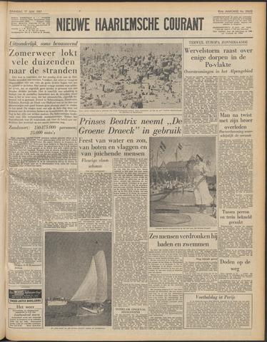 Nieuwe Haarlemsche Courant 1957-06-17