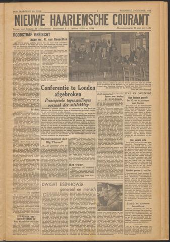 Nieuwe Haarlemsche Courant 1945-10-03