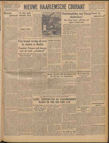 Nieuwe Haarlemsche Courant 1948-07-23