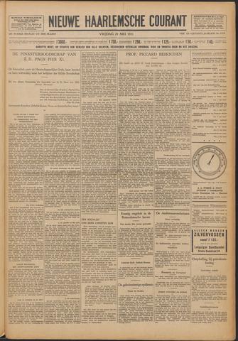 Nieuwe Haarlemsche Courant 1931-05-29