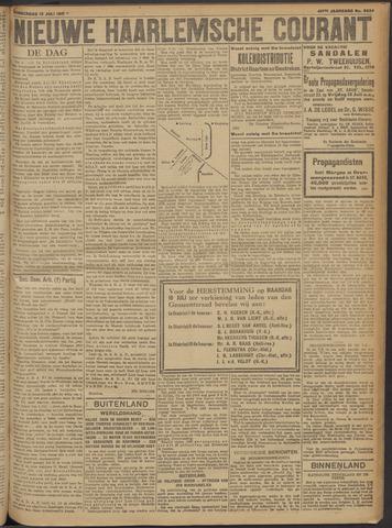 Nieuwe Haarlemsche Courant 1917-07-12
