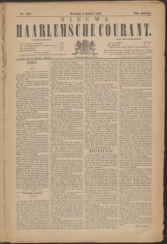 Nieuwe Haarlemsche Courant 1888-01-04