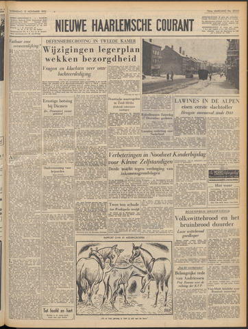 Nieuwe Haarlemsche Courant 1952-11-12