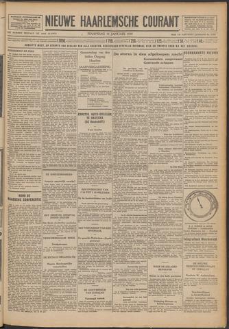 Nieuwe Haarlemsche Courant 1930-01-13