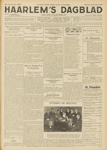 Haarlem's Dagblad 1935-11-18