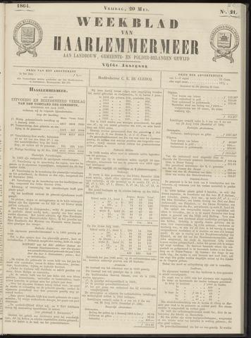 Weekblad van Haarlemmermeer 1864-05-20