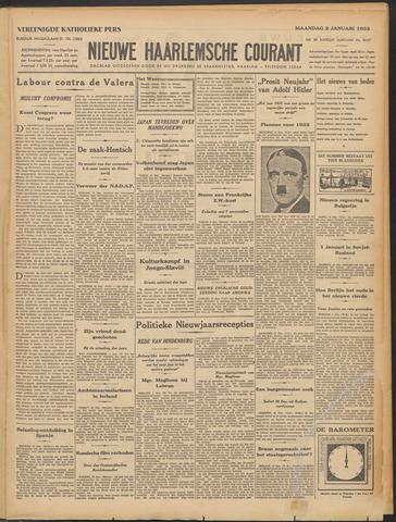 Nieuwe Haarlemsche Courant 1933