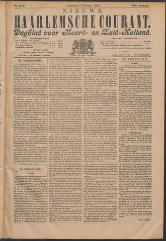 Nieuwe Haarlemsche Courant 1900-02-15