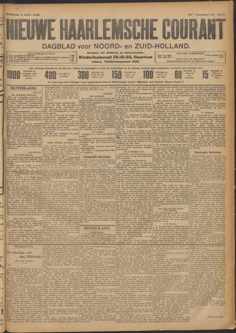Nieuwe Haarlemsche Courant 1908-08-04