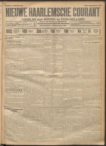 Nieuwe Haarlemsche Courant 1912-01-12