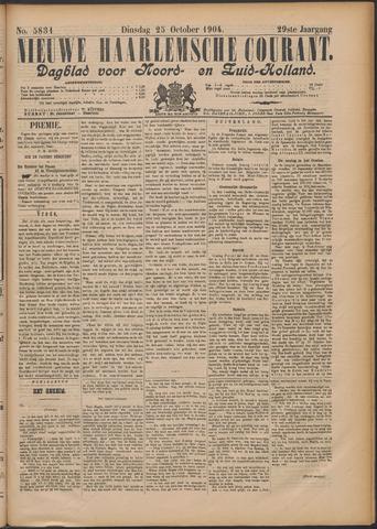 Nieuwe Haarlemsche Courant 1904-10-25