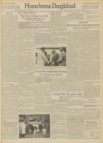 Haarlem's Dagblad 1947-12-24