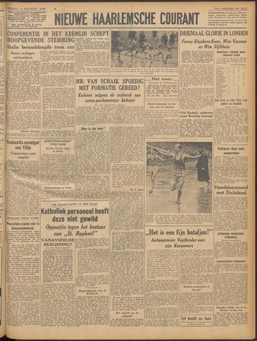 Nieuwe Haarlemsche Courant 1948-08-03