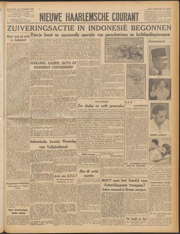 Nieuwe Haarlemsche Courant 1948-12-20