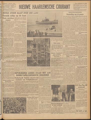 Nieuwe Haarlemsche Courant 1949-03-01