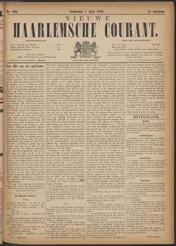 Nieuwe Haarlemsche Courant 1880-04-01