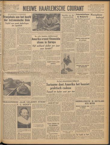 Nieuwe Haarlemsche Courant 1947-05-20
