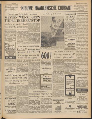 Nieuwe Haarlemsche Courant 1962-04-13