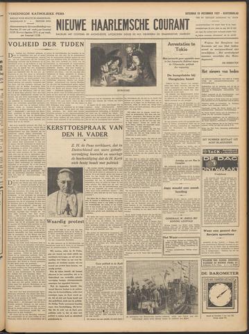 Nieuwe Haarlemsche Courant 1937-12-25