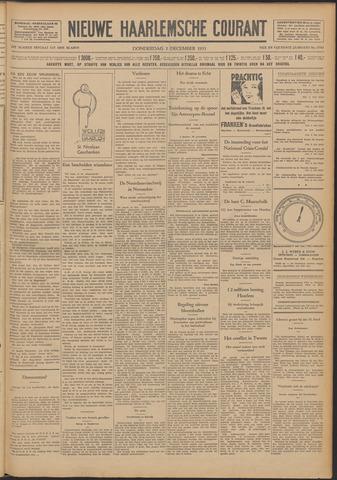 Nieuwe Haarlemsche Courant 1931-12-03