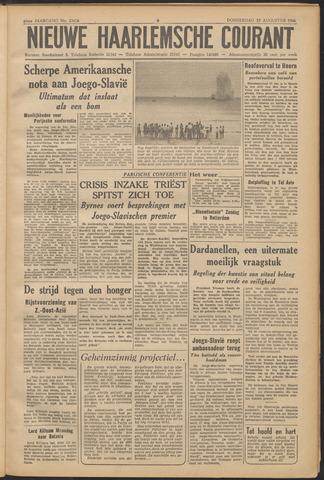 Nieuwe Haarlemsche Courant 1946-08-22