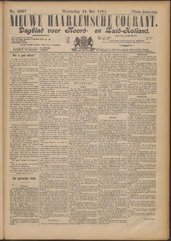 Nieuwe Haarlemsche Courant 1905-05-24