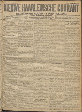 Nieuwe Haarlemsche Courant 1915-01-11