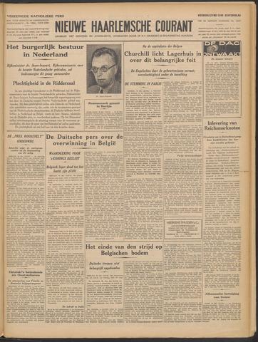 Nieuwe Haarlemsche Courant 1940-05-29