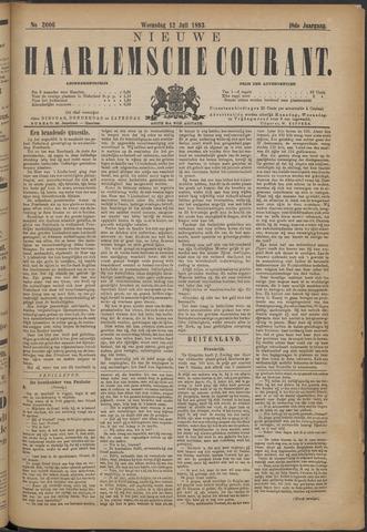 Nieuwe Haarlemsche Courant 1893-07-12