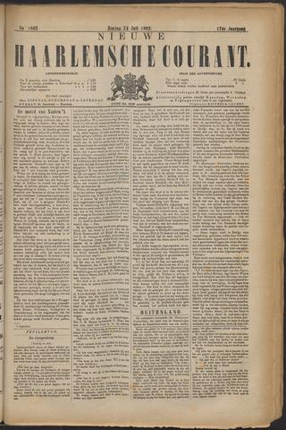 Nieuwe Haarlemsche Courant 1892-07-24