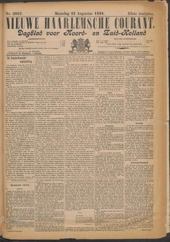 Nieuwe Haarlemsche Courant 1898-08-22