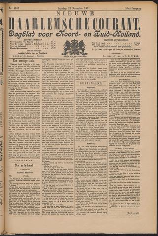 Nieuwe Haarlemsche Courant 1901-11-23