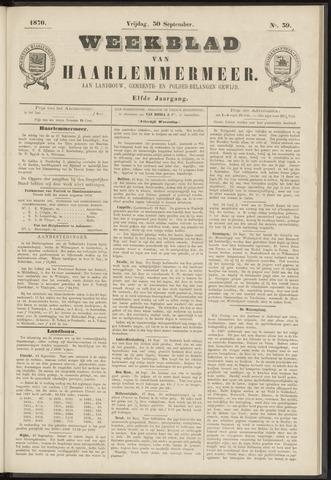 Weekblad van Haarlemmermeer 1870-09-30
