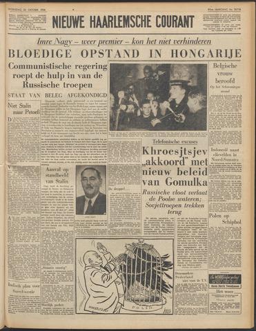 Nieuwe Haarlemsche Courant 1956-10-24