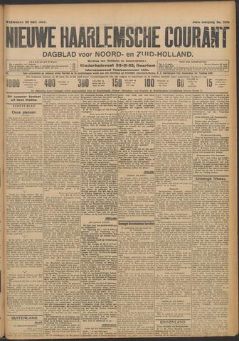 Nieuwe Haarlemsche Courant 1909-12-22